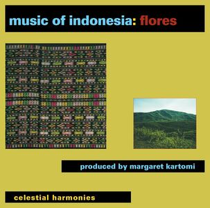 CD Music of Indonesia