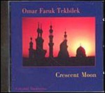CD Crescent Moon di Omar Faruk Tekbilek