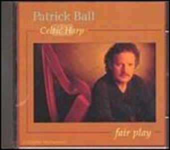 Foto Cover di Fair Play. Celtic Harp, CD di Patrick Ball, prodotto da Celestial Harmonies