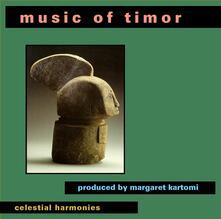 Music of Indonesia - CD Audio