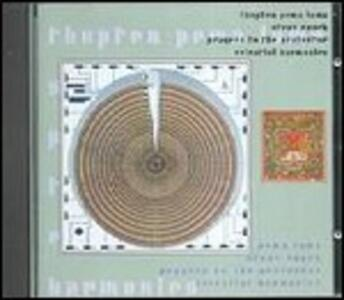 Prayers to the Protector - CD Audio di Steve Roach,Thupten Nyandak Pema Lama