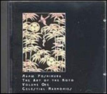CD The Art of the Koto vol.1 di Nanae Yoshimura