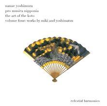 Art of the Koto vol.4 - CD Audio di Nanae Yoshimura