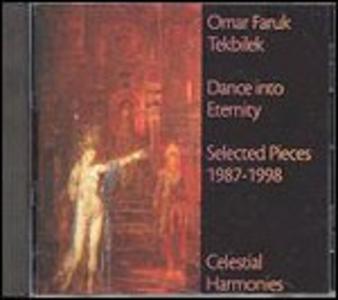 CD Dance Into Eternity di Omar Faruk Tekbilek