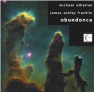 Foto Cover di Abundance, CD di Michael Atherton, prodotto da Celestial Harmonies