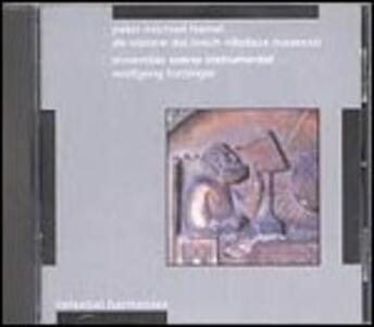 De Vision Dei. in Search of God - CD Audio di Peter Michael Hamel