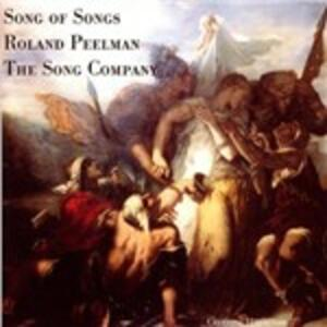 Song of Songs - CD Audio di Song Company,Roland Peelman