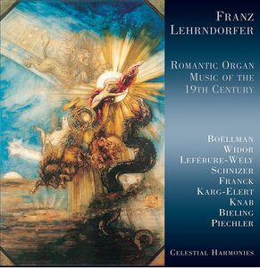 CD Romantic Organ Music of T