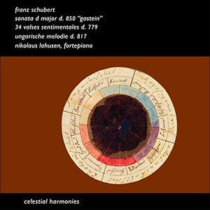 Foto Cover di Schubert Sonata D 850, CD di Nikolaus Lahusen, prodotto da Celestial Harmonies