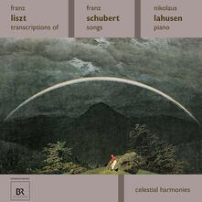 Liszt - Transcriptions Of - CD Audio di Nikolaus Lahusen