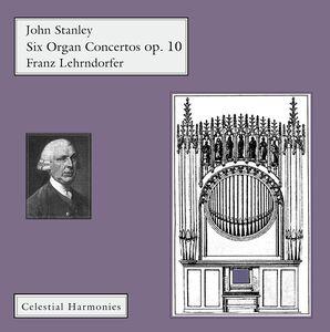 CD John Stanley - Six Organ