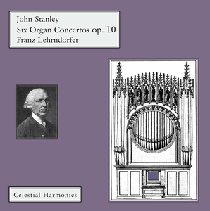 CD John Stanley - Six Organ