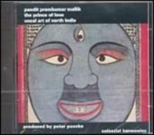 The Prince of Love - CD Audio di Premkumar Mallik