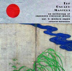 Modern Japan - CD Audio di Ongaku Masters