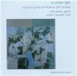 Foto Cover di In Winter Light, CD di John Buckley, prodotto da Celestial Harmonies