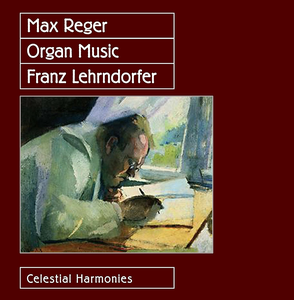 CD Max Reger. Organ Works  0