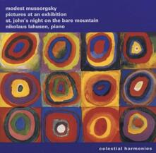 Picture at An Exhibition - CD Audio di Nikolaus Lahusen