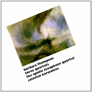 CD Three Quartets di Barbara Thompson