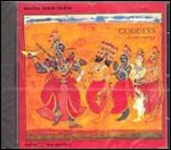 Goddess - Divine Energy Music from India - CD Audio