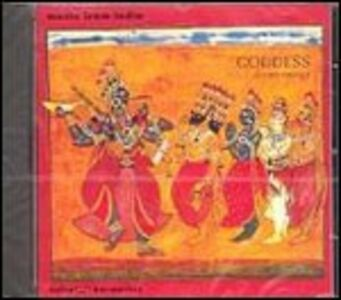 CD Goddess - Divine Energy Music from India
