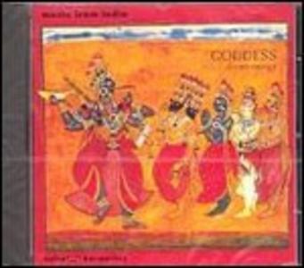 CD Goddess - Divine Energy Music from India