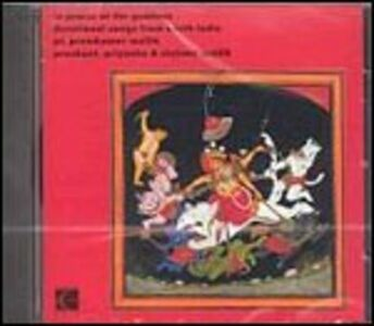 CD In Praise of the Goddess - Devotional Songs from North India