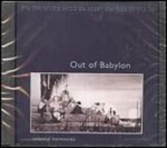CD Out of Babylon - Music of Baghdadi-Jewis