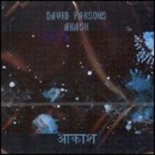 Akash - CD Audio di David Parsons