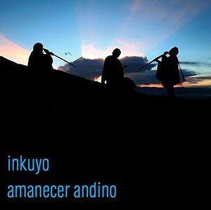 Foto Cover di Amanecer Andino, CD di Inkuyo, prodotto da Celestial Harmonies
