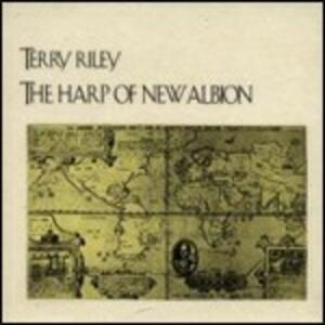 The Harp of New Albion - CD Audio di Terry Riley