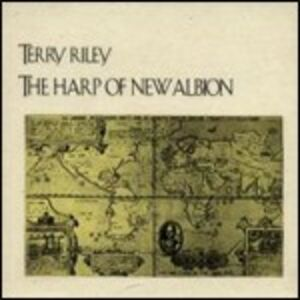 CD The Harp of New Albion di Terry Riley