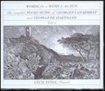 Foto Cover di Vol.3. Words for a Hymn to Sun, CD di AA.VV prodotto da Celestial Harmonies