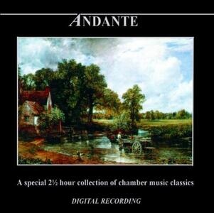 Andante - CD Audio