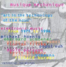 Musique Mechanique - CD Audio
