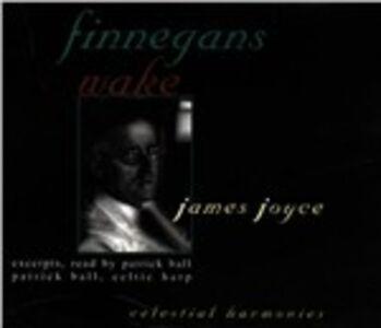 CD Finnegans Wake di Patrick Ball
