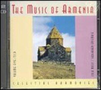 CD Music of Armenia 5. Folk Music - Shoghaken Ensemble