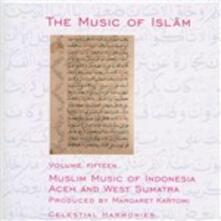Muslim Music of Indonesia. Aceh and West - CD Audio
