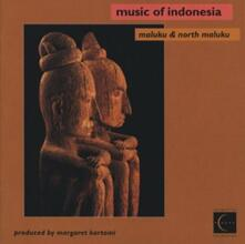 Maluku & North Maluku - CD Audio