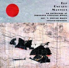 Sacred Music (Japanese Edition) - CD Audio di Ongaku Masters
