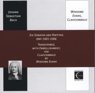 CD 6 Sonatas & Partitas di Johann Sebastian Bach