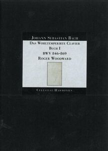 CD Well Tempered Clavier di Roger Woodward