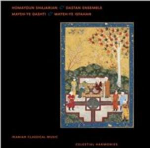 CD Iranian Classical Music di Ensemble Dastan