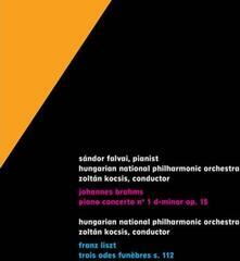 Concerto per pianoforte n.1 - CD Audio di Johannes Brahms,Zoltan Kocsis,Sandor Falvai