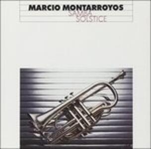Samba Solstice - CD Audio di Marcio Montarroyos