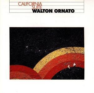 California Suite - CD Audio di Walton Ornato