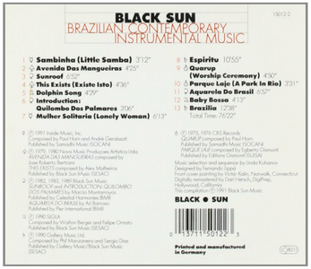 CD Brazilian Contemporary  1