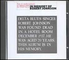 In Memory of Robert Johnson - CD Audio di Paul Williams