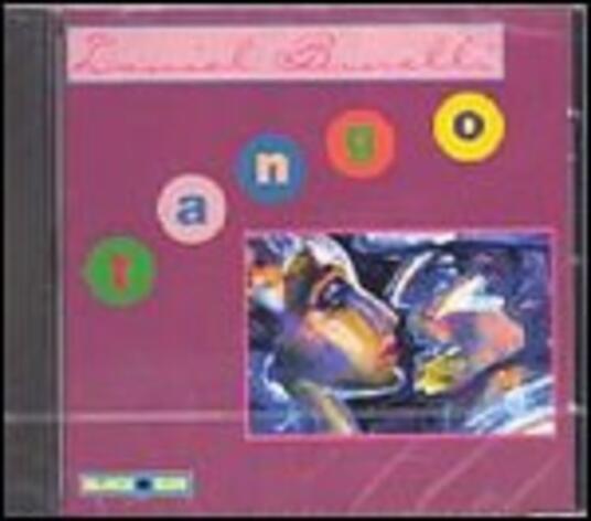 Tango - CD Audio di Daniel Binelli