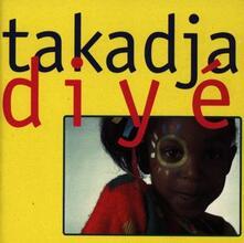 Diy - CD Audio di Takadja
