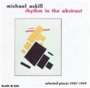 CD Rhythm in the Abstract di Michael Askill